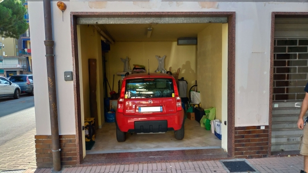 BOX/GARAGE in VIA PONTI 4 B A BORGHETTO SANTO SPIRITO